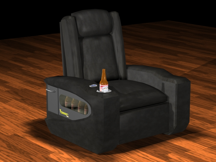 Fabulous The Best Seat In The House The Beer Chair Gamerscity Chair Design For Home Gamerscityorg